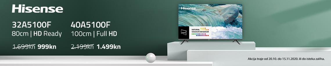Hisense serija A5100 akcija  listopad