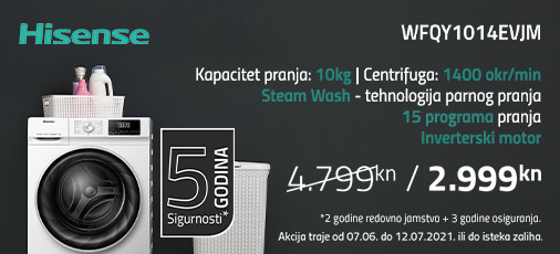 hisense wfqy1014evjm akcija lipanj 2021
