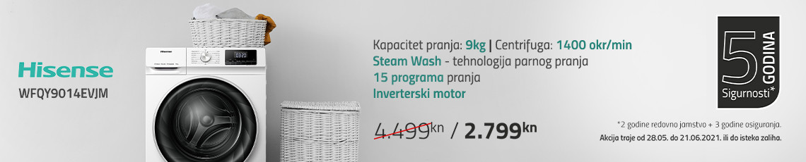 Hisense wfqy9014evjm akcija lipanj 2021