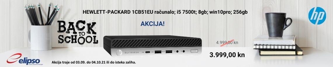 HP Akcija EliteDesk B2S 2021