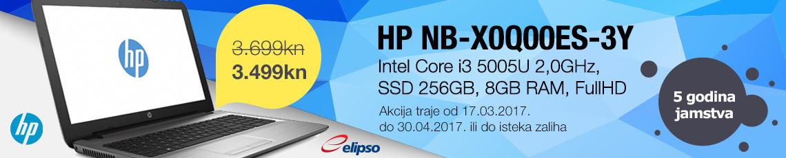 hp nb-x0q00es akcija 2017