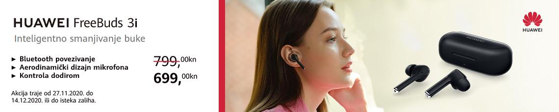 Huawei freebuds 3i akcija 2020