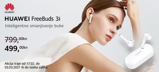 huawei freebuds 3i bijele akcija