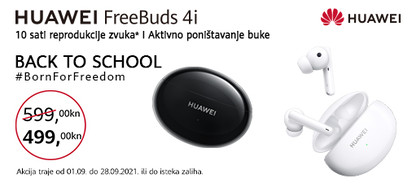 huawei freebuds 4i back to school