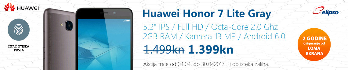 huawei honor 7 lite akcija travanj