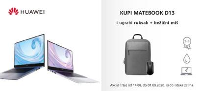 Huawei matebook d13 prilika