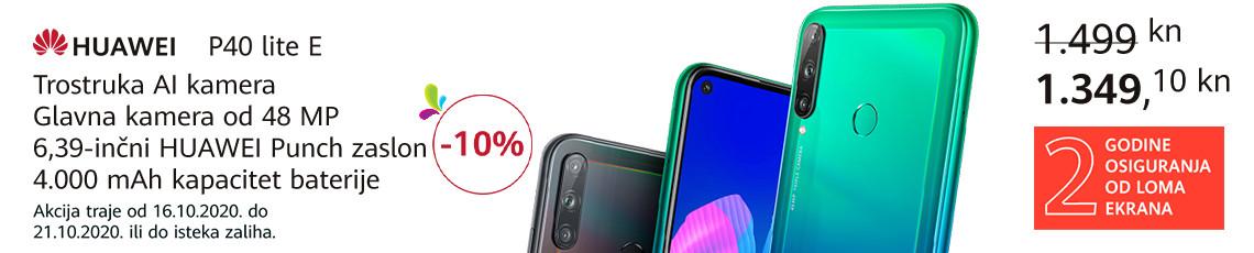 Huawei p40 lite e akcija listopad  2020