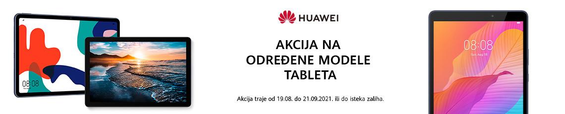 Huawei tableti akcija 2021