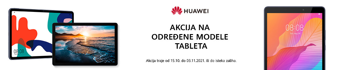 huawei tableti akcija na određene modele