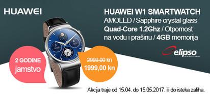Huawei W1 akcija