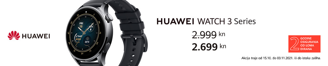 huawei watch 3 akcija