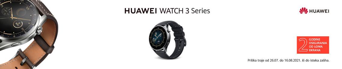 Huawei watch 3 serija prilika