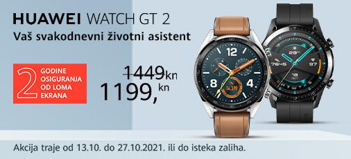 huawei watch gt 2 akcija listopad