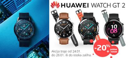 Huawei watch gt 2 vikend akcija