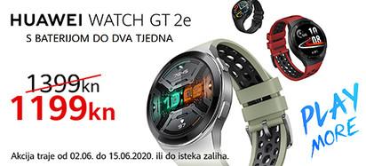 huawei watch gt 2e akcija lipanj 2020