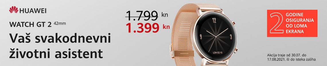 Huawei watch gt2 42mm kolovoz akcija