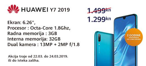 huawei y7 2019  akcija