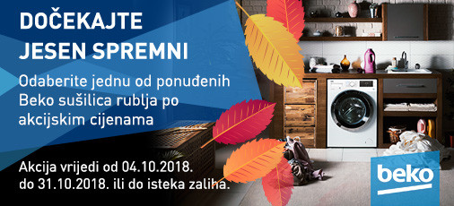 jesen u vašem domu