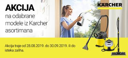 karcher akcija rujan 2019