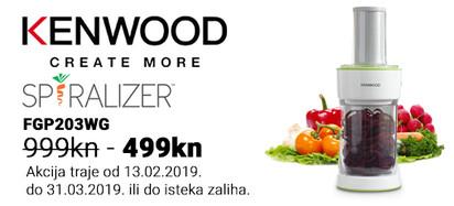 kenwood fgp203wg akcija 2019