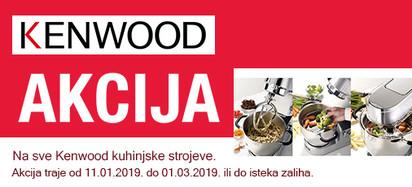 kenwood kuhinjski strojevi akcija 2019