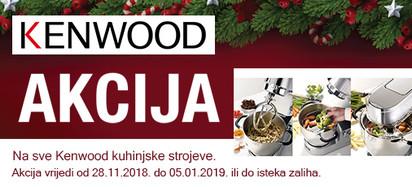 kenwood kuhinjski strojevi akcija zima