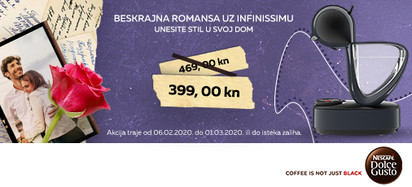 Krups -Infinissima KP173B mjesec ljubavi