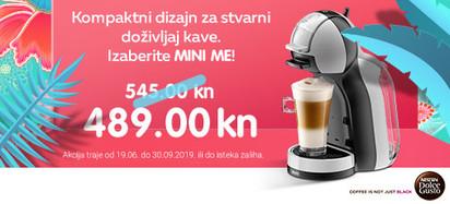 Krups - akcija MINI ME KP123B