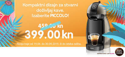 Krups - akcija Piccolo KP100B