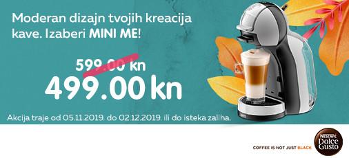 krups - dolce gusto mini me kp123b