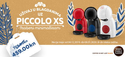 Krups - Dolce gusto Piccolo XS