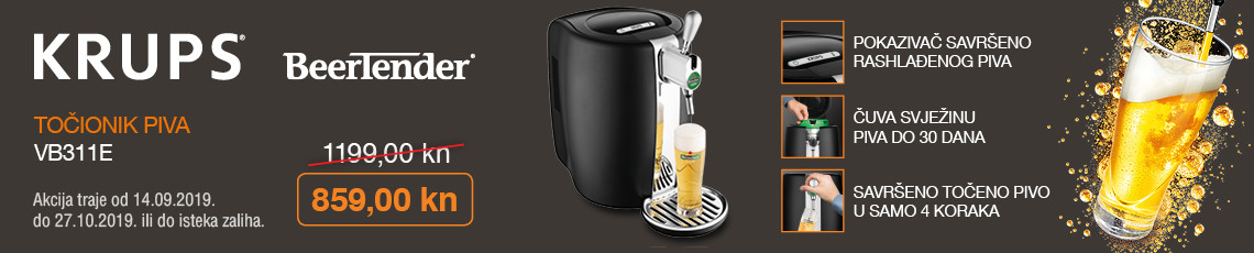 krups - jesenska akcija točinik pive