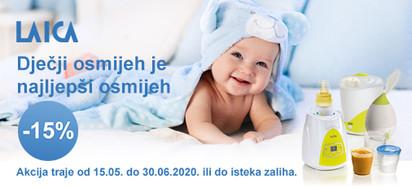 laica dječji osmijeh 15.05.2020
