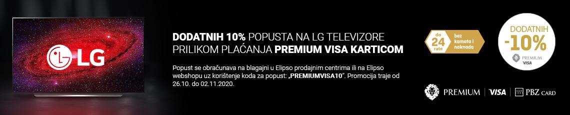 LG i Visa promocija