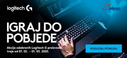 logitech akcija gaming veljaca 2020
