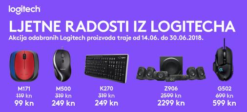 logitech akcija lipanj 2018