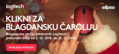 Logitech Akcija Prosinac 2018