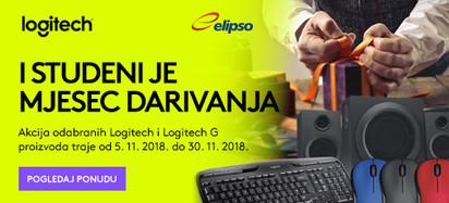 Logitech Akcija Studeni 2018