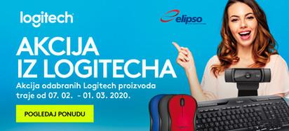 logitech akcija veljaca 2020