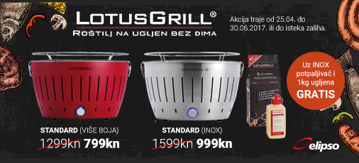 lotusgrill akcija proljece