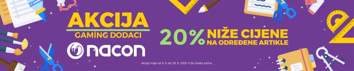 Nacon Akcija B2S 2020