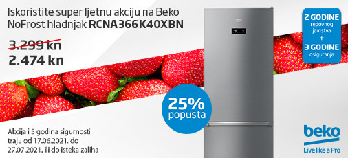 nofrost hladnjak rcna366k40xbn