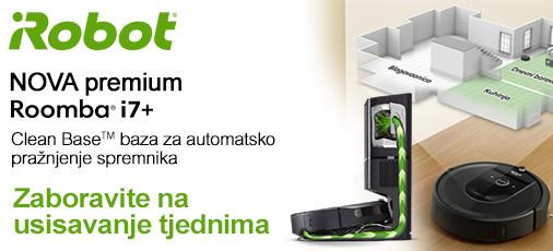nova premium roomba i7+