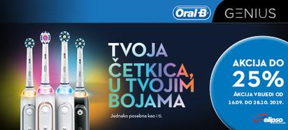 oral b 9 mjesec