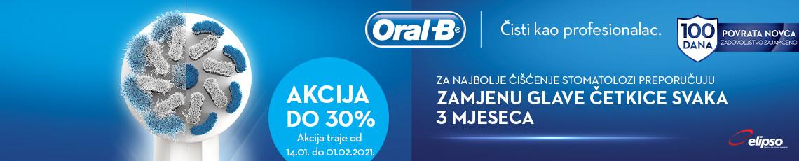 oral b siječanj 2021