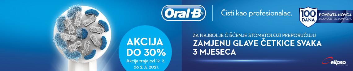 oral b veljača 2021