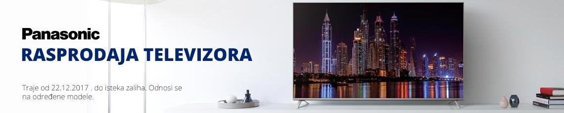 Panasonic televizori rasprodaja