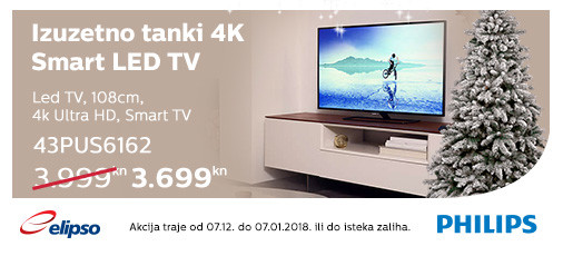 philips 43pus6162 akcija