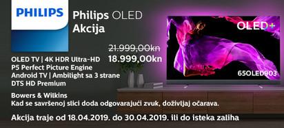 philips 65oled903 akcija 2019
