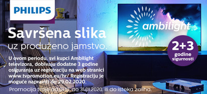 Philips Ambilight Promocija 2019